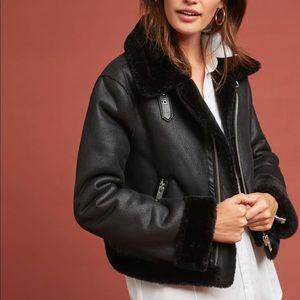 Anthropologie Costello Moto Jacket NWT!